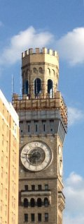 Bromo-Seltzer Tower