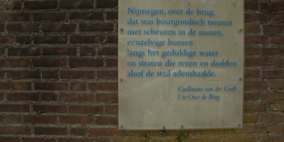 Poëzie, Guillaume van der Graft