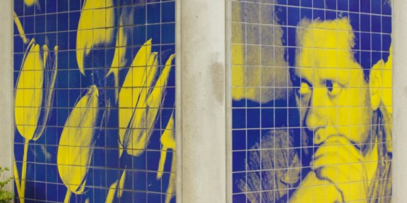 Transformatorhuisje, Titus Nolte, Joseph Beuys, Dylan Thomas
