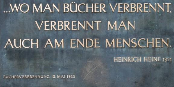 Poëzie, Heinrich Heine, Göttingen