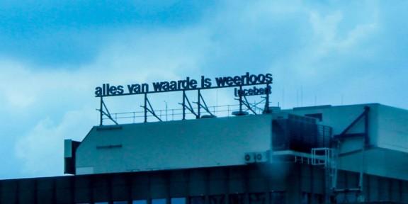 Poëzie, Lucebert, Rotterdam