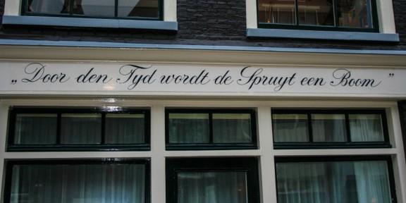 Poëzie, Amsterdam