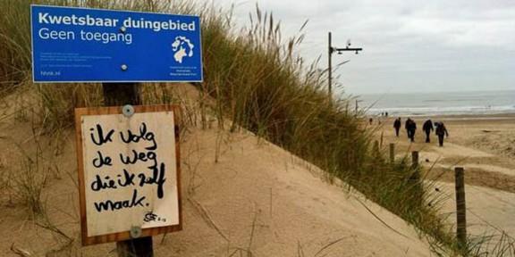 Poëzie, strand