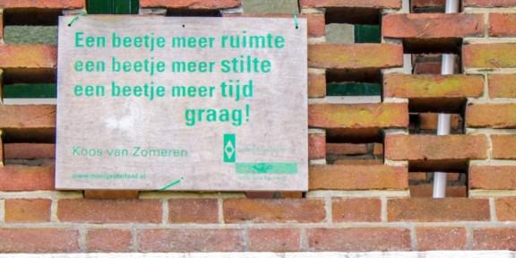 Poëzie, Nijmegen, Koos van Zomeren