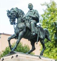 Giuseppe Garibaldi, Verona