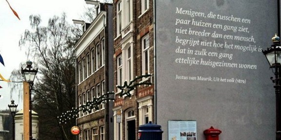 Poëzie, Justus van Maurik, Arnhem