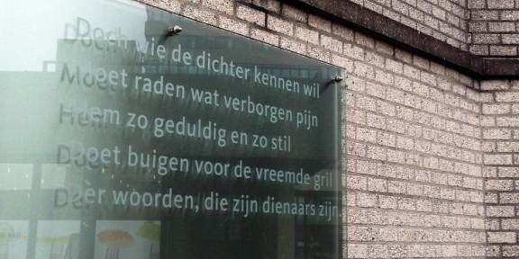 Poëzie, Anton van Duinkerken, Nijmegen