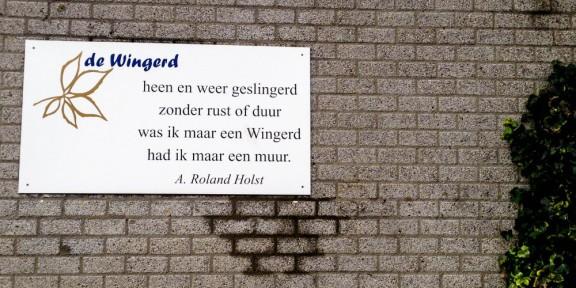 Poëzie, Adriaan Roland Holst, Nijmegem