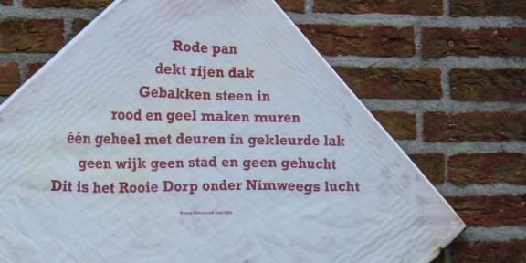 Poëzie, Wilma Gosejacob, Nijmegen