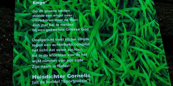 Poëzie, Hengelo, Huisdichter Cornelis