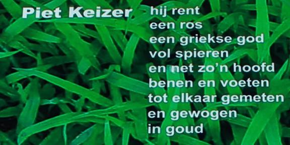 Poëzie, Hengelo, Bert Schierbeek