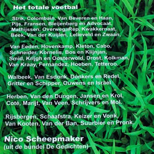 Voetbal Scheepmaker 2-5224