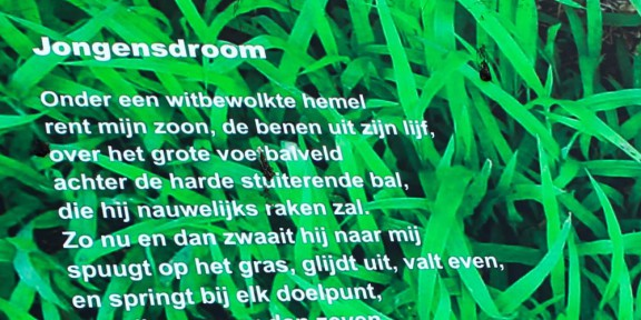 Poëzie, Margót Veldhuizen, Hengelo
