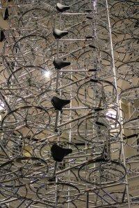 Ai Weiwei, fietsen, Martin Gropius Bau, Berlijn, identiteit