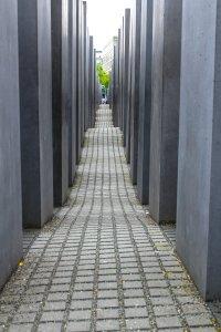 Berlijn, Holocaustmonument, Peter Eisenman