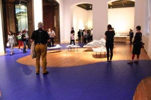 Berlijn, eilandjes, Ai Weiwei