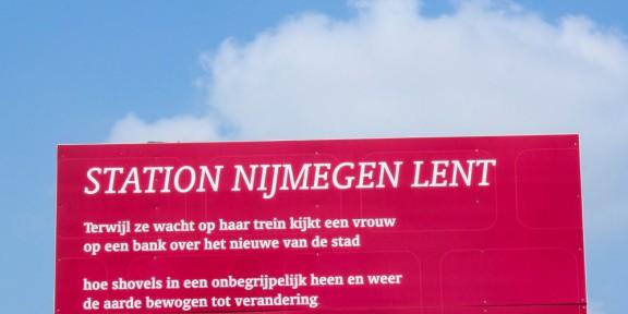 Poëzie, gedicht, Marijke Hanegraaf, Nijmegen