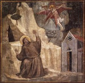 Franciscus, Giotto, Cappella Bardi, Florence