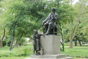 Philadelphia, Frank Edwin Elwell, Dickens en Little Nell