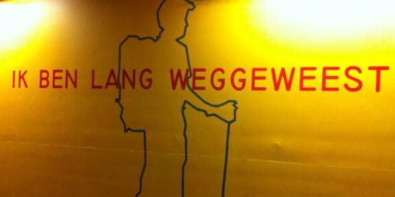 poëzie, gedicht, Anna van Cooten, Den Haag