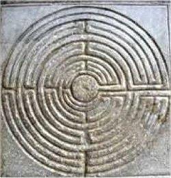 labyrint, Lucca