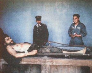 Pieta, Che Guevara