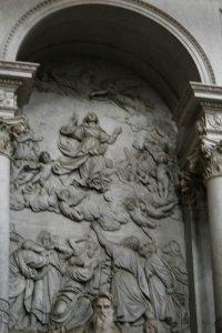 Venetië, Titiaan, grafmonument, Assunta