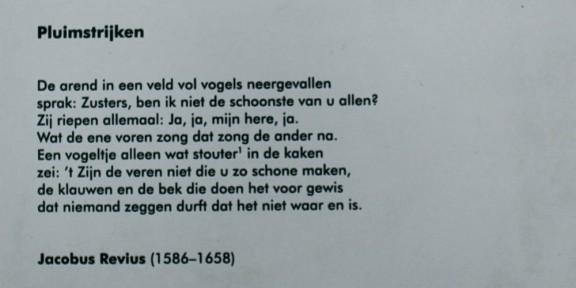 Poëzie, Hengelo, Jacobus Revius
