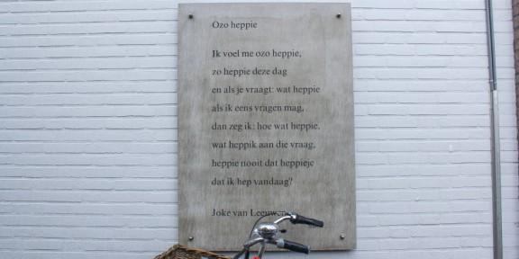Poëzie, Joke van Leeuwen, Nunspeet
