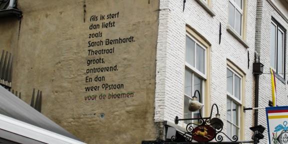 Poëzie, Den Bosch, Hans Vlek