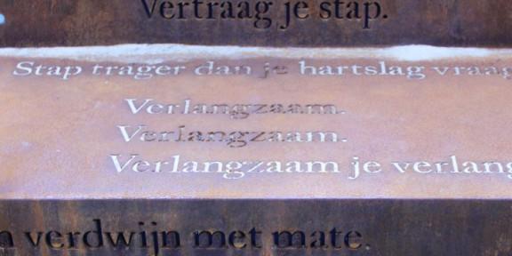 Leonard Nolens, Laat, Nijmegen, Thijmstraat, Tollensstraat