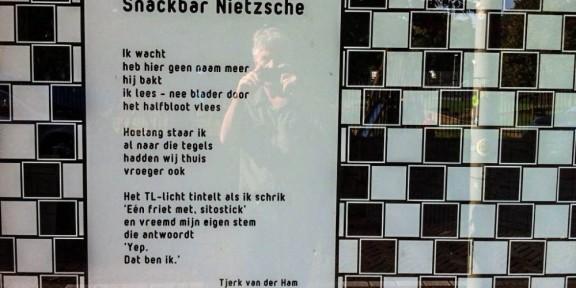 Snackbar Nietzsche, Arnhem, Tjerk van der Ham