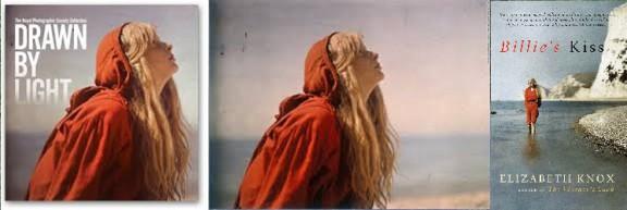 foto Mervyn O'Gorman, boekcover Elizabeth Knox