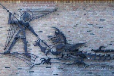 Henk de Groor, Michael, Brakkenstein, Nijmegen