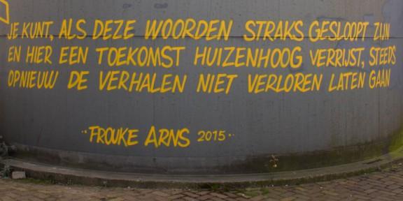 Nijmegen, Frouke Arns, Hotspot, Honig