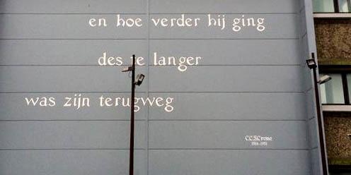C.C.S. Crone, Utrecht