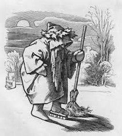 Moritz von Schwind, Herr Winter