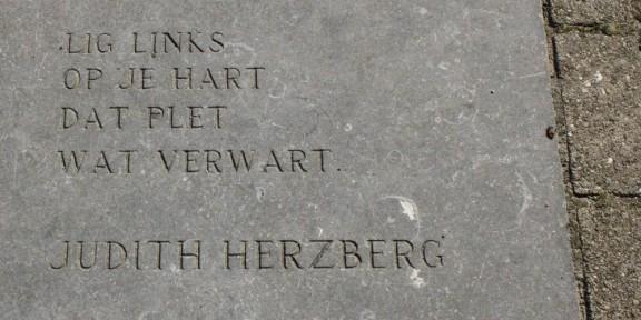 Tilburg, Judith Herzberg