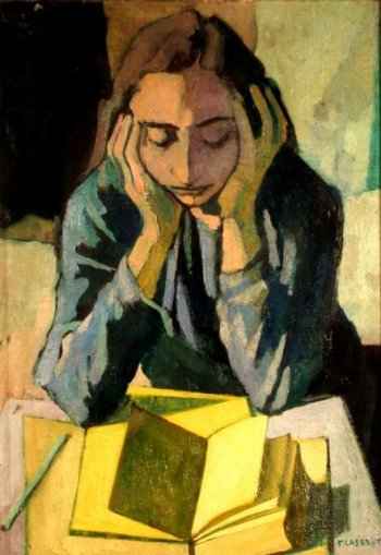 jaar van het boek, Felice Casorati