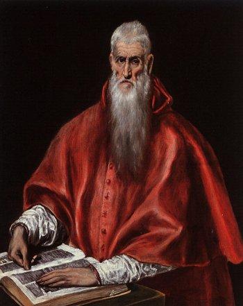 jaar van het boek, El Greco
