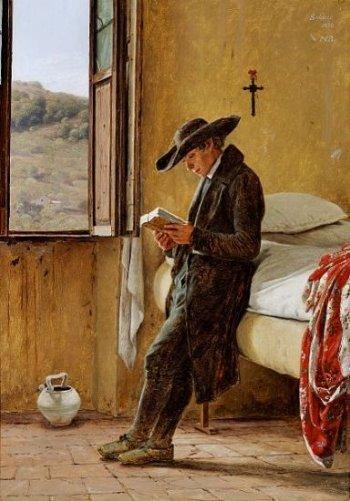 Martinus Rørbye, jaar van het boek