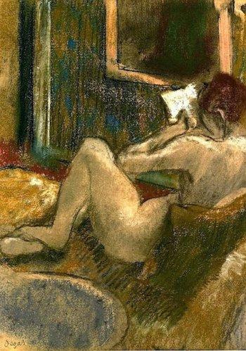 jaar van het boek, Edgar Degas