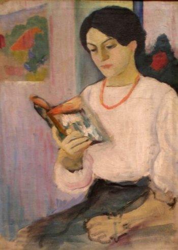 Jaar van het boek, August Macke