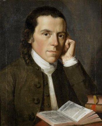 Jaar van het boek, Gilbert Stuart