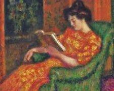 Jaar van het boek, Georges Lemmen