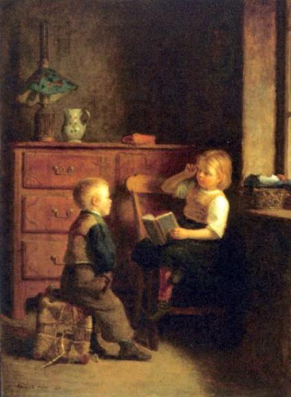 Jaar van het boek, Edouard Frère