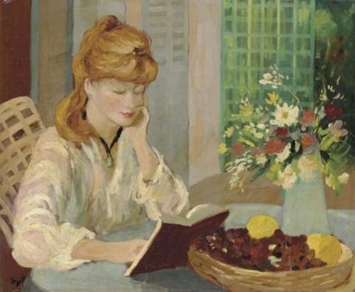 Jaar van het boek, Marcel Dyf