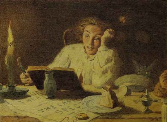 Jaar van het boek, Frederick Smallfield