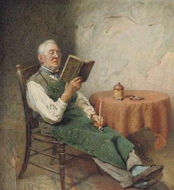 Jaar van het boek, Charles Spencelayh