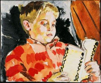 Jaar van het boek, Sandra Fisher